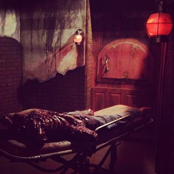 Haunted Places In Pa Halloween: Fright Factory In Philadelphia PA